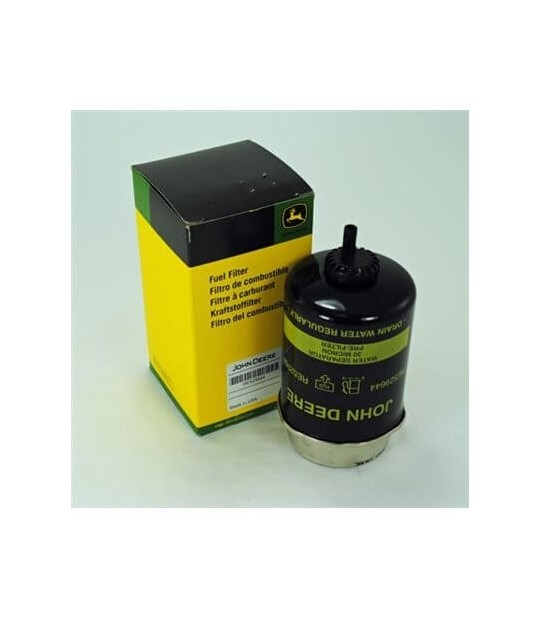 FILTRO ORIGINAL JHONDEERE COMBUSTIBLE RE529644